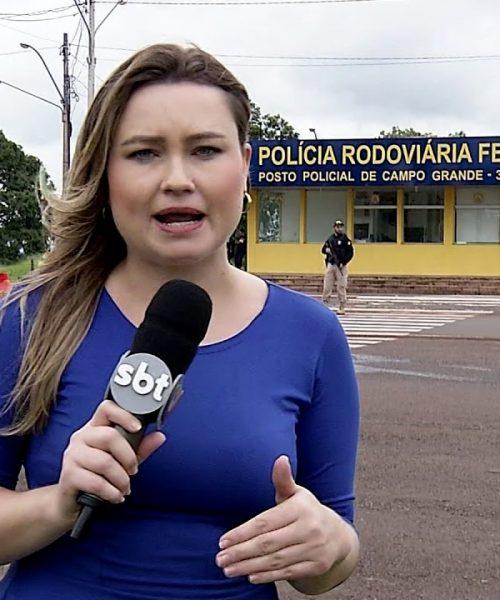 PRF monta barreiras em pontos estratégicos para recapturar fugitivos