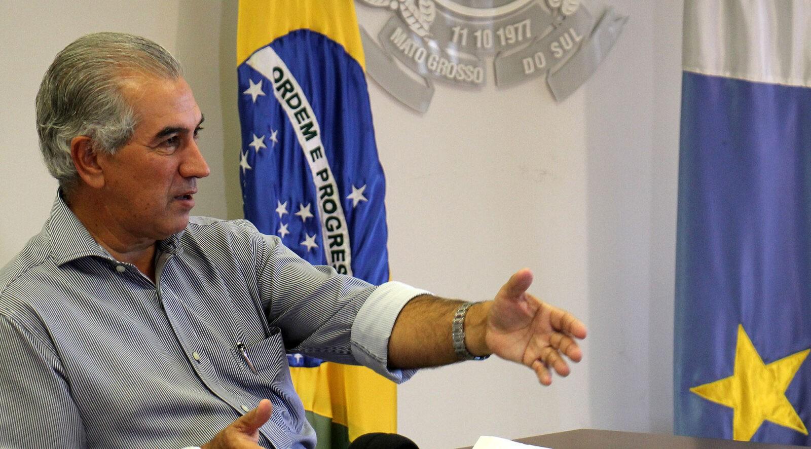 Governador defende infraestrutura para diminuir distâncias. Foto: Chico Ribeiro